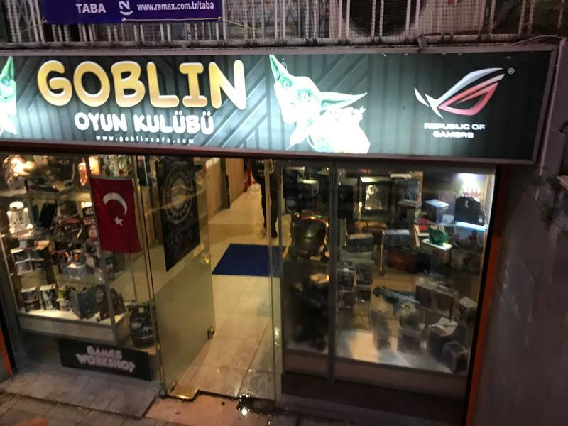 Where to game in: Istanbul, Turkey