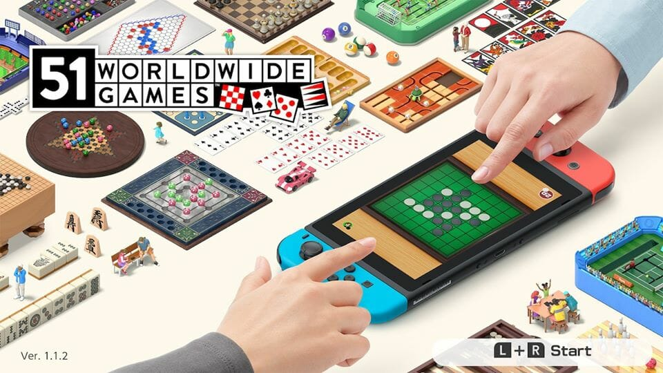 Review: 51 Clubhouse Games – classic tabletop games on the Nintendo Switch