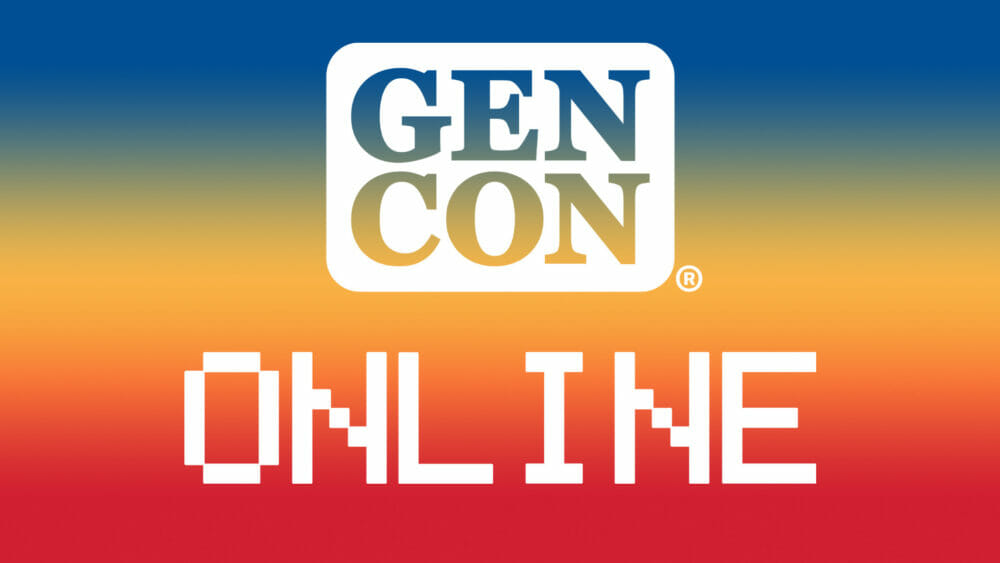 GenCon Online review – what happens when you force a real-world peg into an online hole?