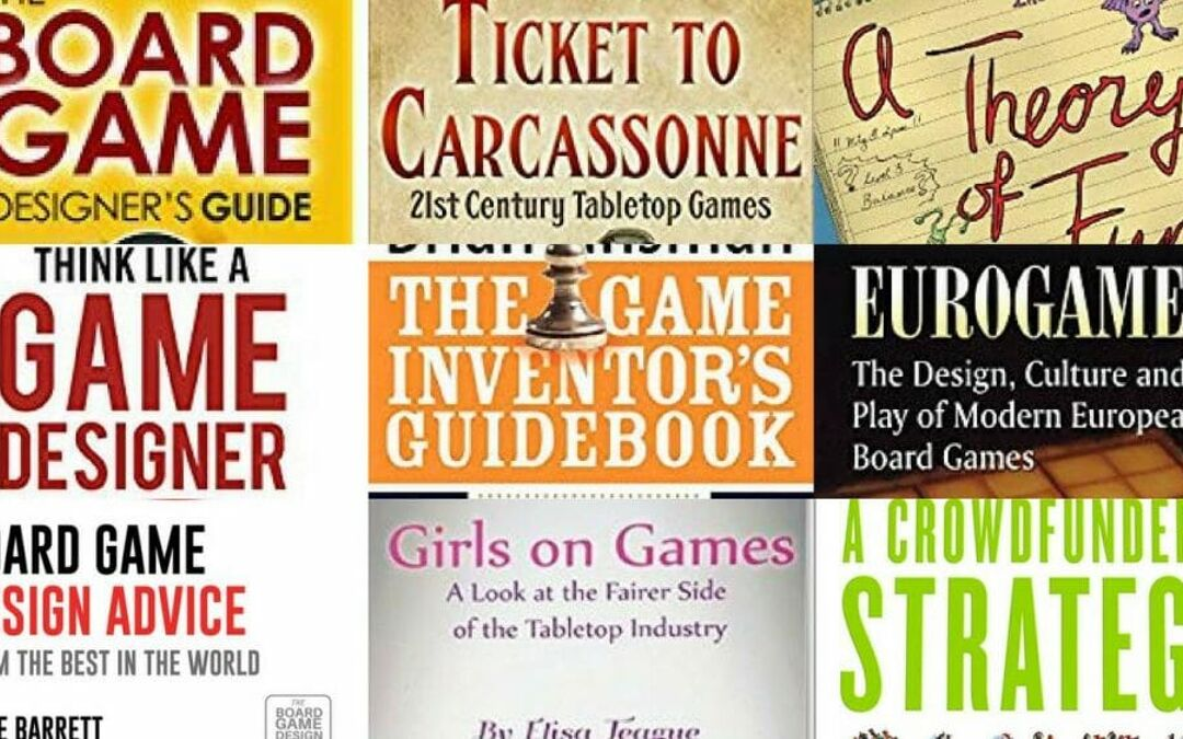 Game design 101: 11 great books about game design to read