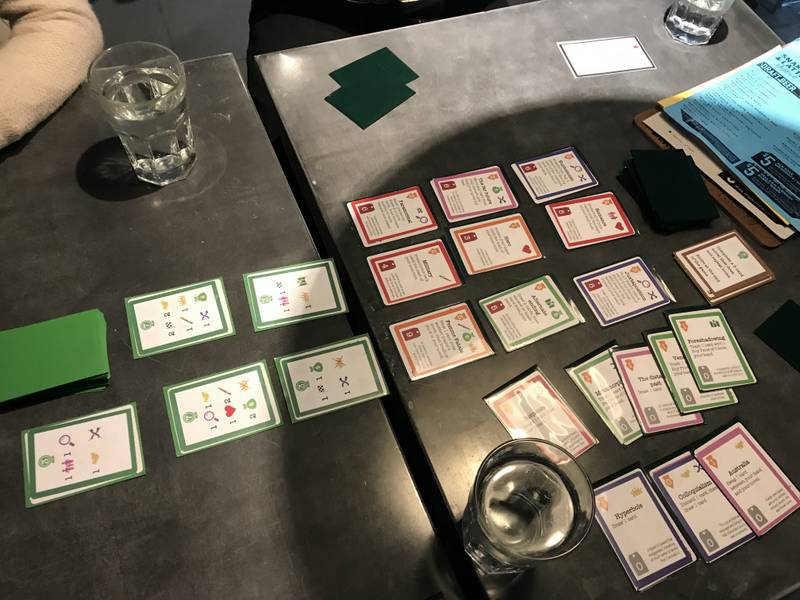 Game design 101: What if someone steals my idea?