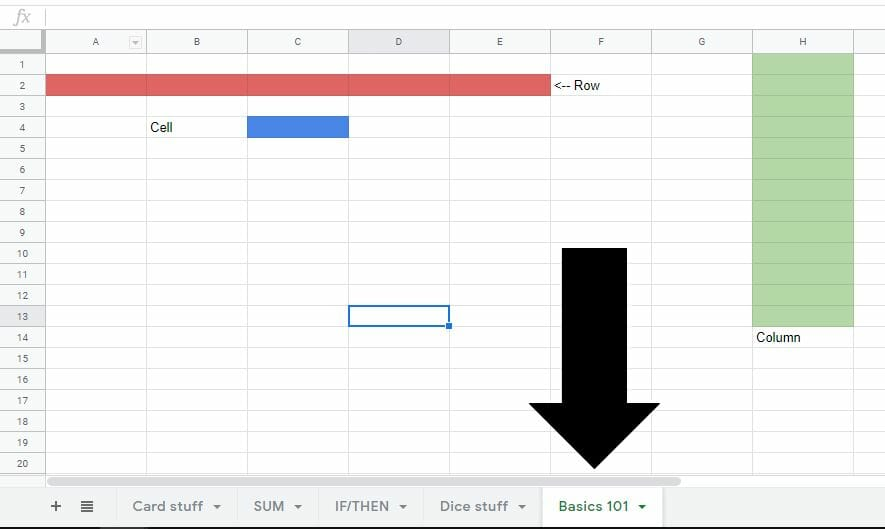 Game design: an introduction to spreadsheets for game designers — with real-world examples