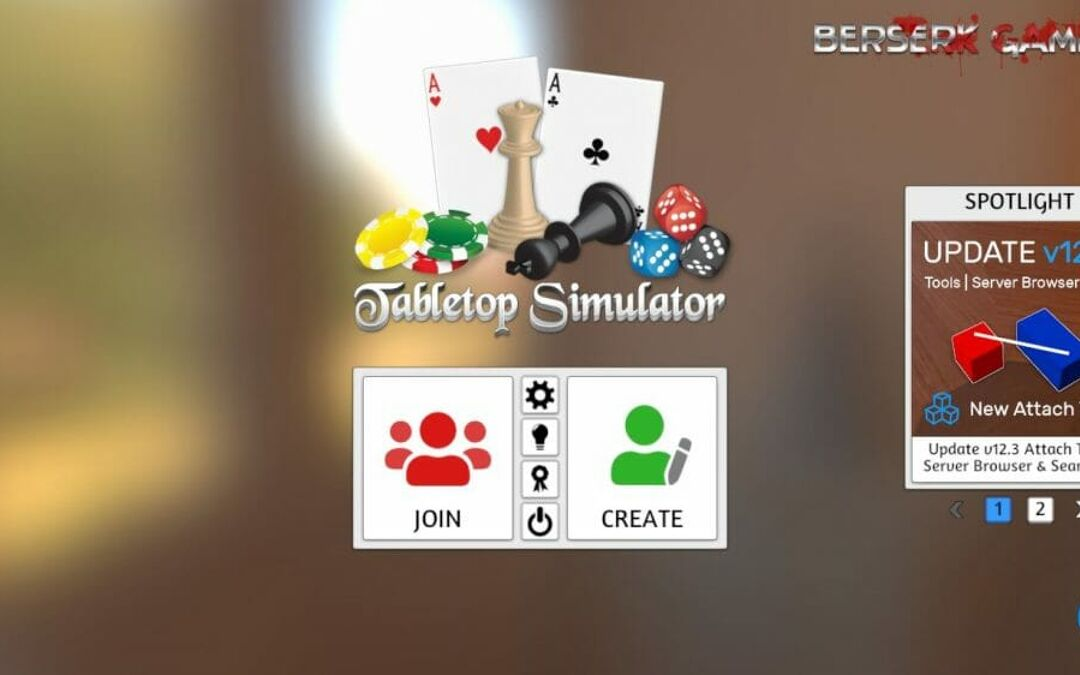 Tabletop Simulator 101: the Ultimate Guide for Absolute Beginners