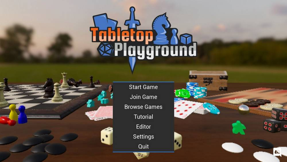 Tabletop Playground Review: a Tabletop Simulator replacement, or a pretender to the table?
