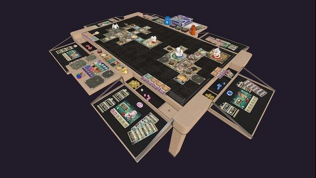 Tabletop Simulator 103: putting the 'table' in Tabletop Simulator